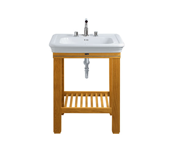 Imperial Etoile 700mm Basin With Cuda Open Vanity Unit - ET1LB11030