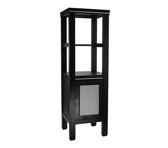 Imperial Cuda Metal Weave Tall Unit Wenge - XWCM011042