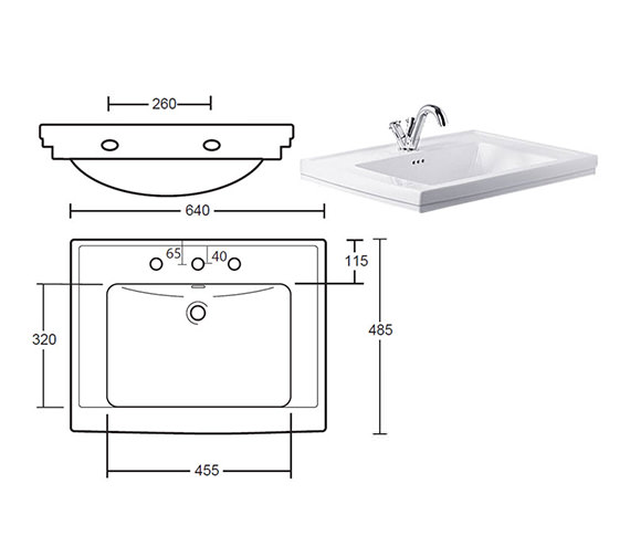 Additional image of Imperial Bathrooms  XWCM017042