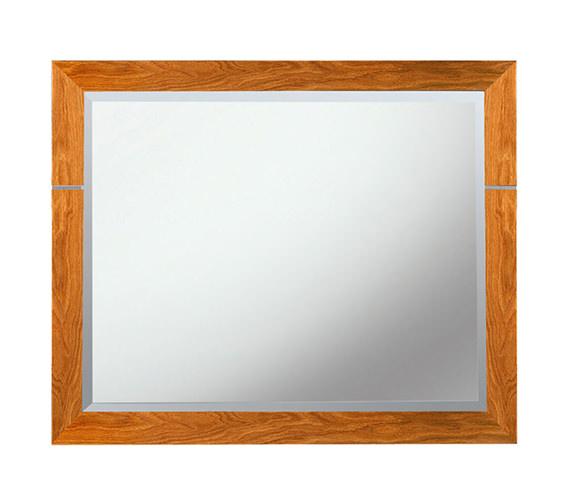 Imperial Cuda Mirror Natural Oak - XP39010020