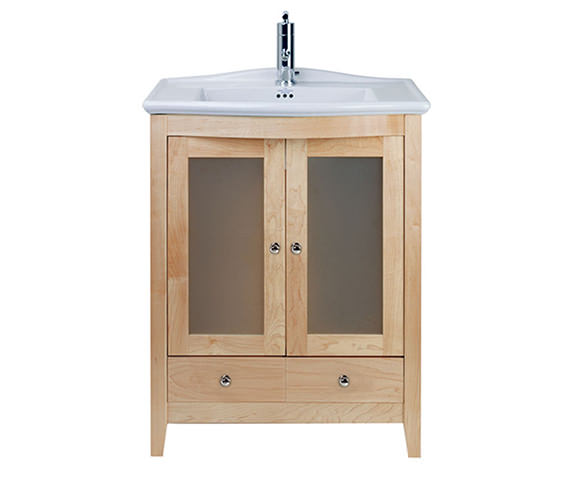 Imperial Westminster Esteem Vanity Unit Natural Oak
