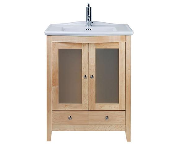 Imperial Westminster Esteem Vanity Unit Natural Oak - XW31100020