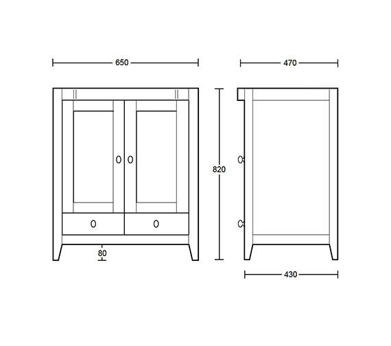 Technical drawing QS-V40678 / XW31100020