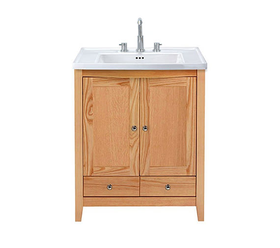Imperial Radcliffe Esteem Square Vanity Unit - XW31300020