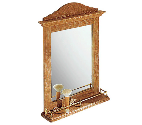 Imperial Wall Hung Westminster Gallery Mirror - XO35000220