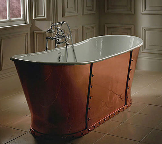 Imperial Baglioni Cobra Freestanding Luxury Bath 1700mm - CI000105