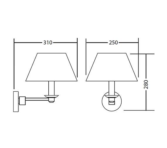 Technical drawing QS-V40741 / XLP1000800