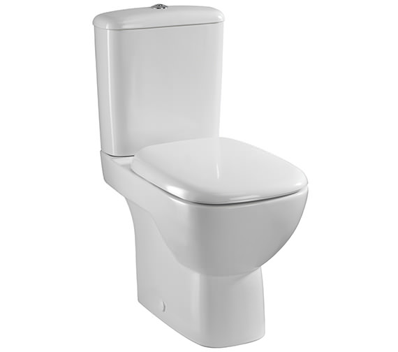 Twyford Moda Flushwise Close Coupled WC Pan 640mm And Cistern