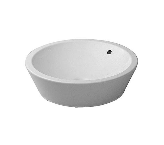 Duravit Starck 1 Ground Wash Bowl 530mm - 0447530000