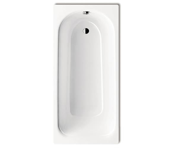 Kaldewei Saniform Plus 362-1 Steel Bath 1600 x 700mm 0 Tap Hole