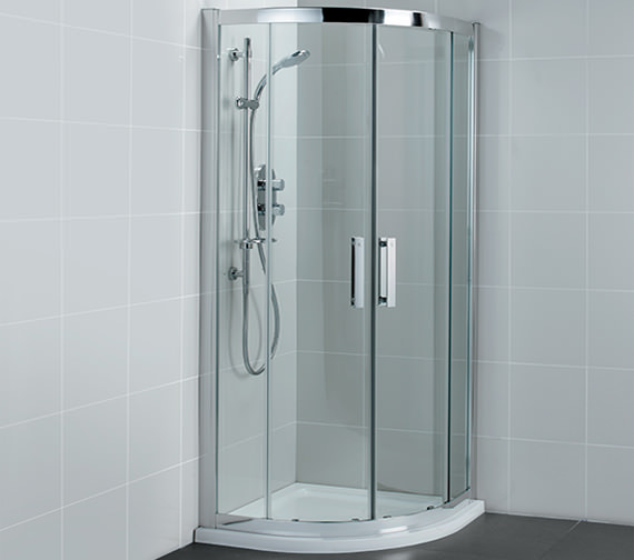 Ideal Standard Synergy Quadrant Shower Enclosure 900mm - L6284EO