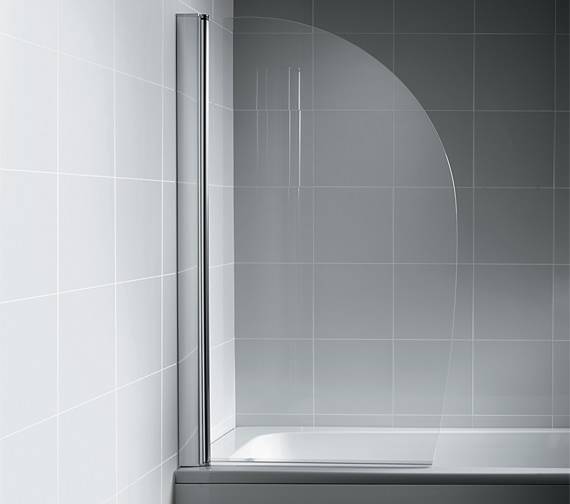 Ideal Standard Synergy Sail Bath Screen - L6213AA