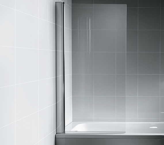 Ideal Standard Synergy Angle Bath Screen - L6210AA