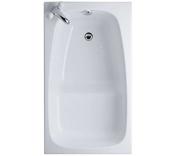 Ideal Standard Space Idealform 1200 x 700mm Single Ended Bath