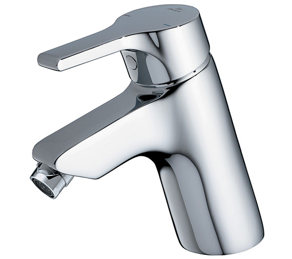 Ideal Standard Active Bidet Mixer Tap With Pop-Up-Waste - B8064AA