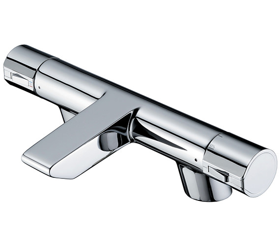 Ideal Standard Active Thermostatic 2 Hole Bath Filler Tap