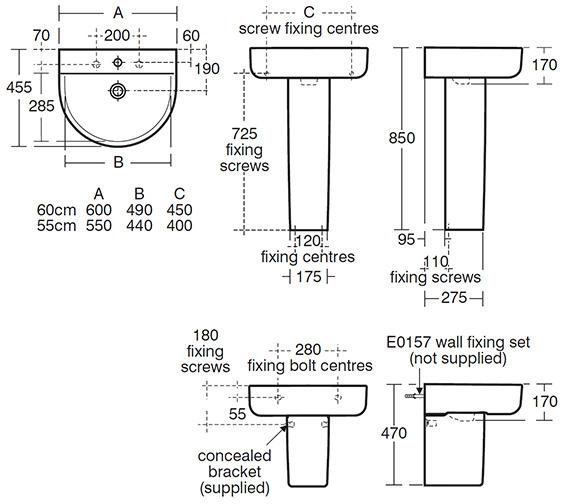Technical drawing QS-V41061 / E785201