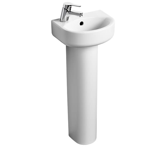 Ideal Standard Concept Arc 350mm Handrinse Basin With 1 LH Tap Hole