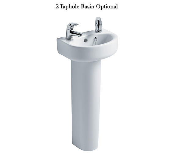 Additional image of Ideal Standard Concept Arc 350mm Handrinse Basin With 1 LH Tap Hole