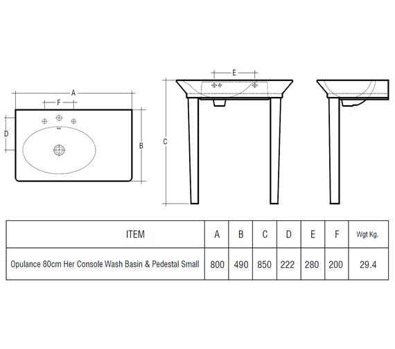 Technical drawing QS-V41242 / OPU80BASF/CC