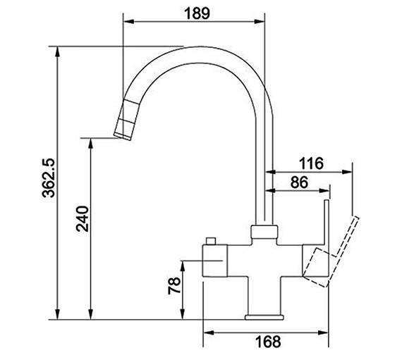 Technical drawing QS-V41269 / 1190281578 BOM