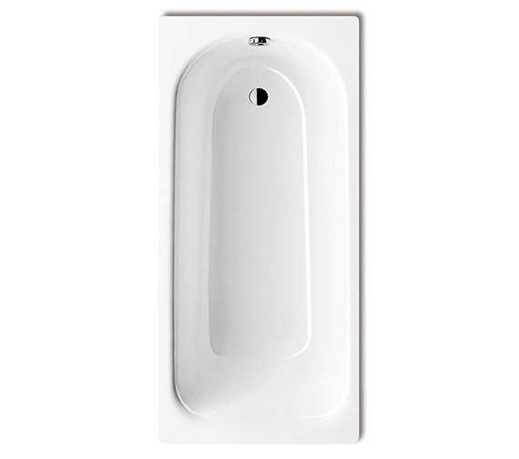 Kaldewei Saniform Plus 372-1 Single Ended 1600 x 750mm Steel Bath