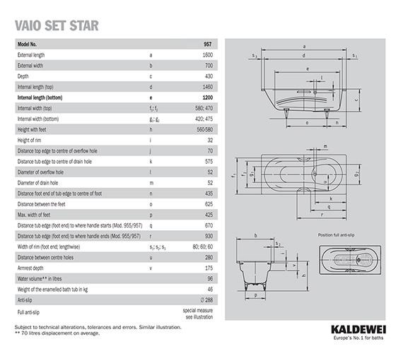 Technical drawing QS-V41287 / 233700010001