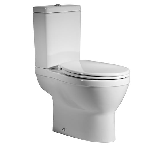 Roper Rhodes Minerva Close Coupled Pan With Cistern And Soft Close Seat