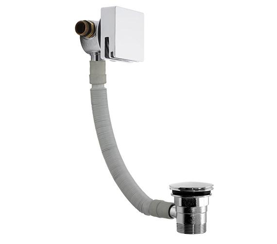 Roper Rhodes Square Smartflow Bath Filler - SVACS07