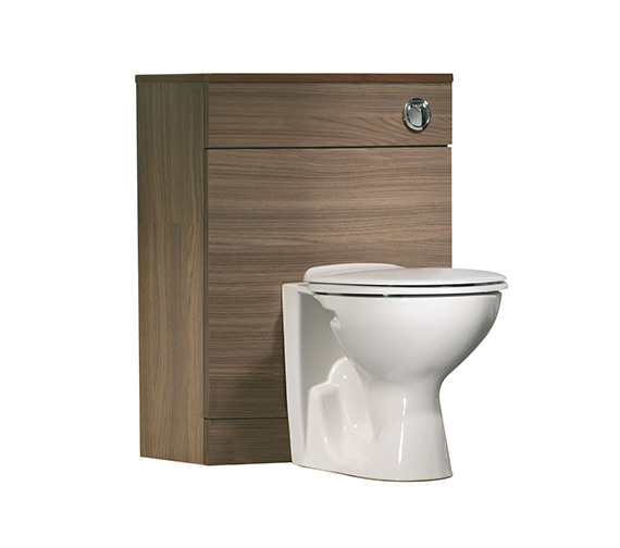 Roper Rhodes Ella 620mm Walnut Back To Wall WC Unit