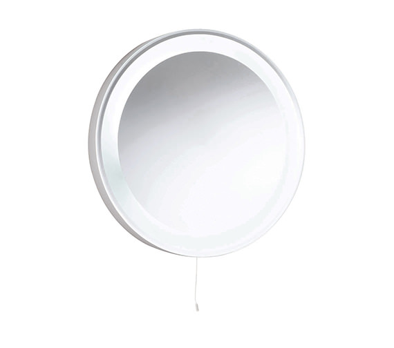 Beo Round 550mm Backlit Mirror
