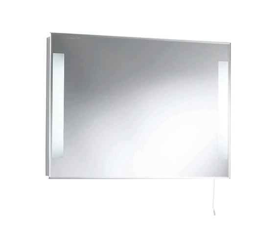 Beo Freemont 700 x 500mm Landscape Backlit Mirror