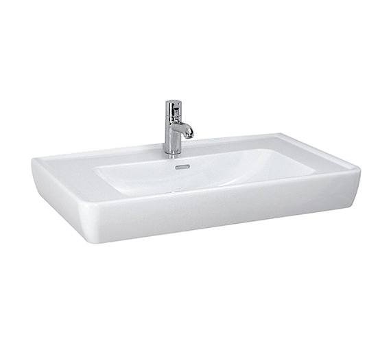Laufen Pro A 850 x 480mm Undersurface Ground Basin