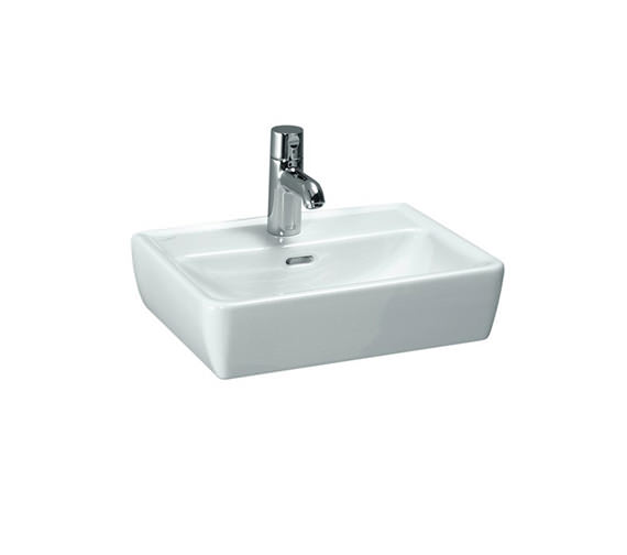 Laufen Pro A 450 x 340mm Basin With Ground Base For Washtops