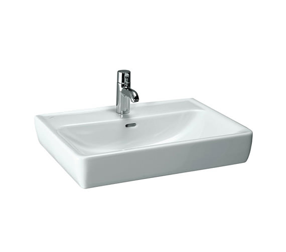Laufen Pro A 600 x 480mm Basin With Ground Base