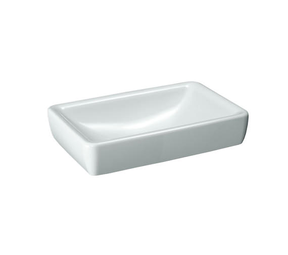 Laufen Pro A 600 x 400mm Basin With Ground Base For Washtops