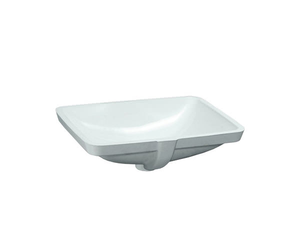 Laufen Pro A Built-in Washbasin 645 x 450mm Without Tap Ledge