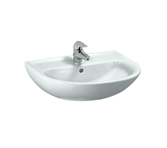 Laufen Pro B 600 x 480mm Washbasin Without Tap Hole