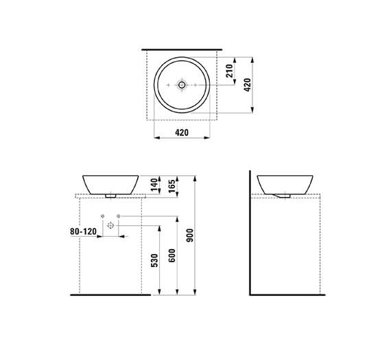 Technical drawing QS-V41946 / 8.1296.2.000.109.1