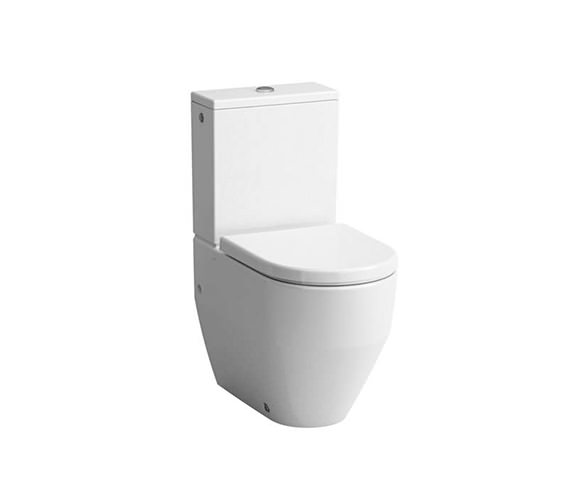 Laufen Pro Fully Back To Wall WC Pan 650mm - 8.2595.2.000.000.1