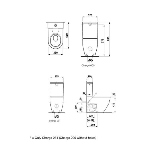 Technical drawing QS-V41949 / 8.2595.2.000.000.1