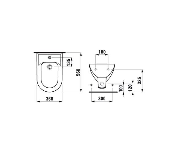 Technical drawing QS-V41964 / 8.3095.1.000.304.1