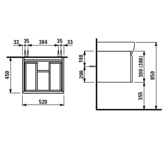 Technical drawing QS-V41973 / 4.8303.3.095.423.1