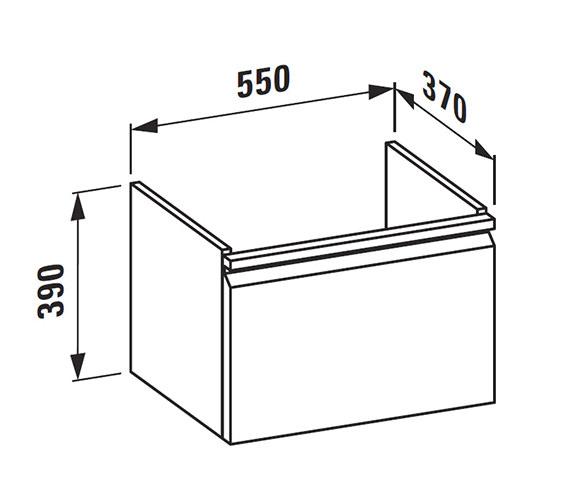 Technical drawing QS-V41978 / 4.8302.1.095.423.1