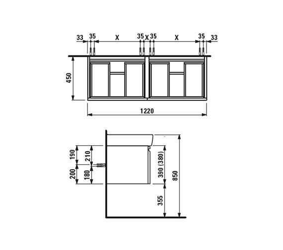 Technical drawing QS-V41986 / 4.8308.1.095.423.1