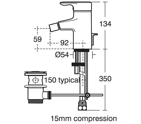 Technical drawing QS-V42006 / E6405AA