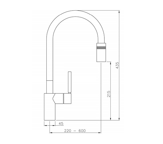 Technical drawing QS-V42144 / AT1049