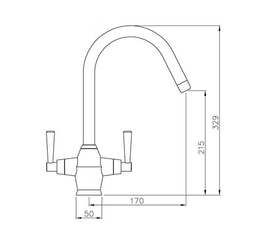 Technical drawing QS-V42183 / AT1137