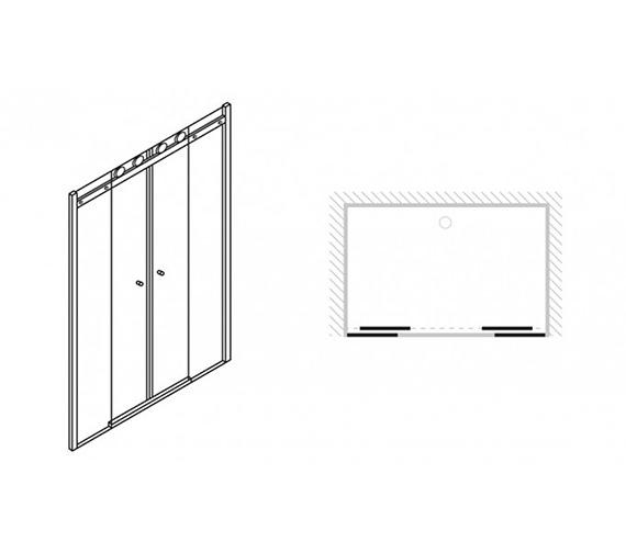 Technical drawing QS-V42199 / CDLSC1200