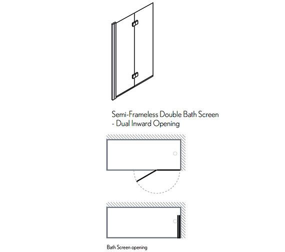 Technical drawing QS-V42249 / DBVSC1060